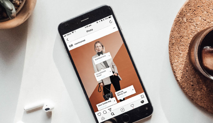 Afbeelding voor Instagram Series Part 5 – Instagram Shopping