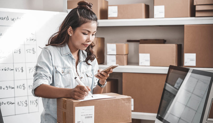 Afbeelding voor Return shipments: your obligations as a webshop.