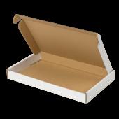 Witte brievenbusdoos (met bovenklep) A5+