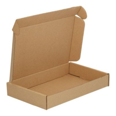 Afbeelding voor Bruine brievenbusdoos (met bovenklep) A6