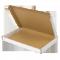 Afbeelding voor Witte brievenbusdoos (met bovenklep) A4