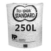 Flo-pak vulmateriaal (250 liter)