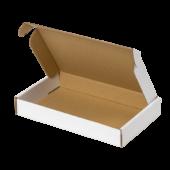 Witte brievenbusdoos (met bovenklep) A6