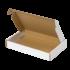 Afbeelding voor Witte brievenbusdoos (met bovenklep) A6