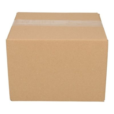 Afbeelding voor Single wave shipping box (22 x 20 x 15 cm)