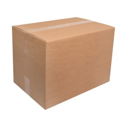 Afbeelding voor Double wave shipping box (47 x 32 x 32 cm)