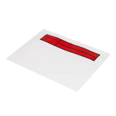 Afbeelding voor 'Documents enclosed' envelope (A6)