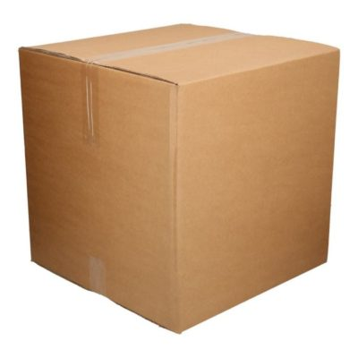 Afbeelding voor Double wave shipping box (40 x 40 x 40 cm)
