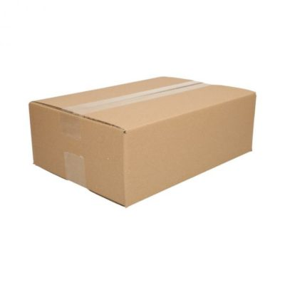 Afbeelding voor Single wave shipping box (30,5 x 21,5 x 10 cm)