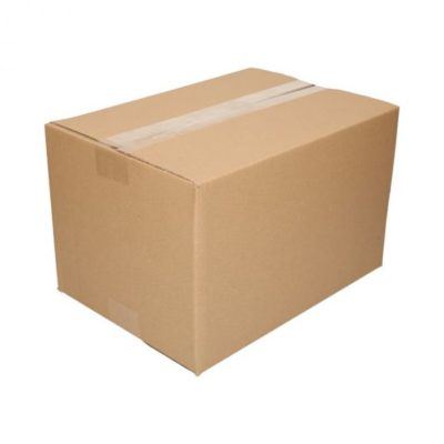 Afbeelding voor Single wave shipping box (30,5 x 21,5 x 19 cm)