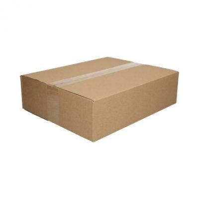 Afbeelding voor Single wave shipping box (37,5 x 30 x 10 cm)