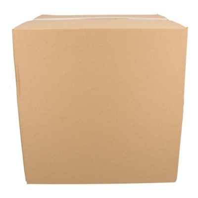 Afbeelding voor Single wave shipping box (40 x 40 x 40 cm)