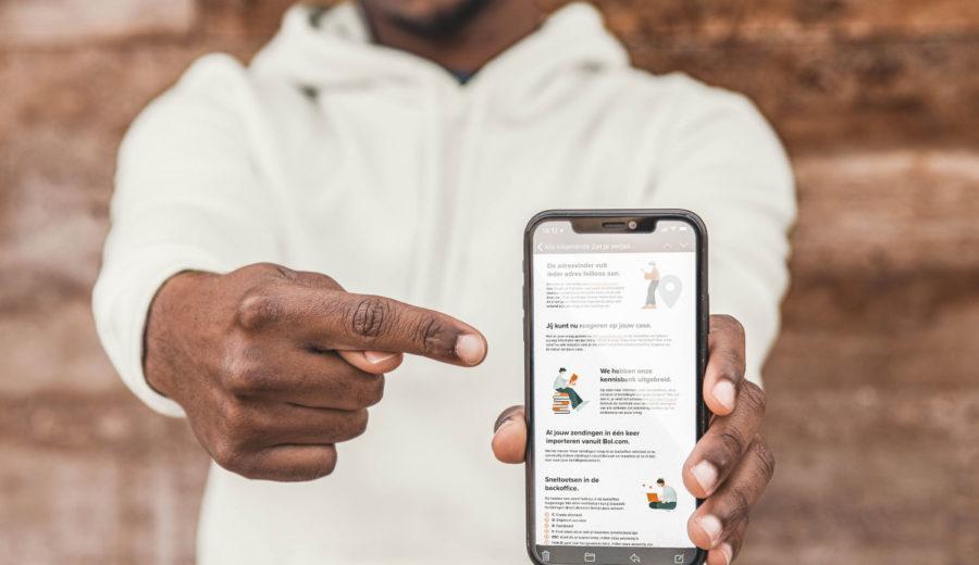 Afbeelding voor E-commerce update -Juni
