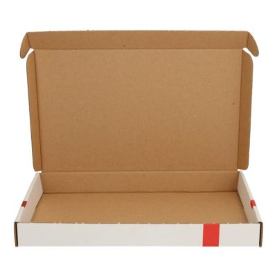 Afbeelding voor Cardboard envelope with red bow A5+