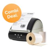 Combideal Dymo Labelwriter 5XL en 3 rollen etiketten