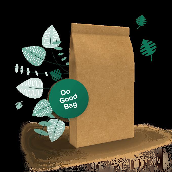richtlijnen verpakken van producten do good bag