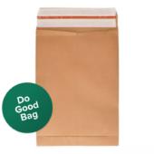 Paper posting bag S (30 x 20 x 5 cm)