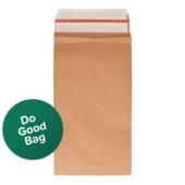 Paper posting bag M (35 x 25 x 5 cm)