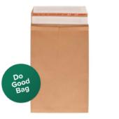 Paper posting bag XL (43 x 32 x 8 cm)